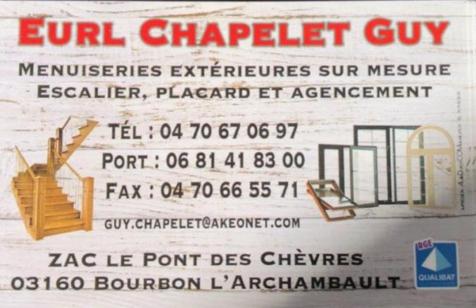 EURL CHAPELET GUY