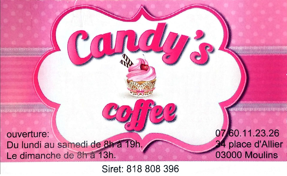 Partenaire Candy's Coffee