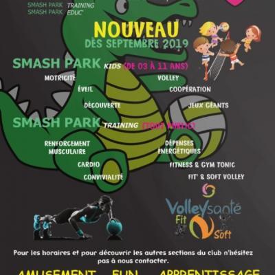 Smash park affiche